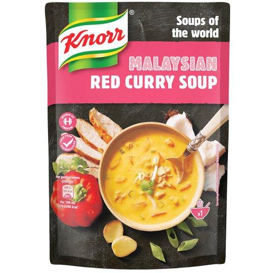 Soppa Red Curry - 29% rabatt