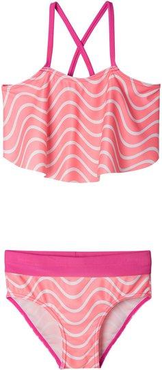 Reima Aallokko Bikini UPF50+, Neon Pink, 104