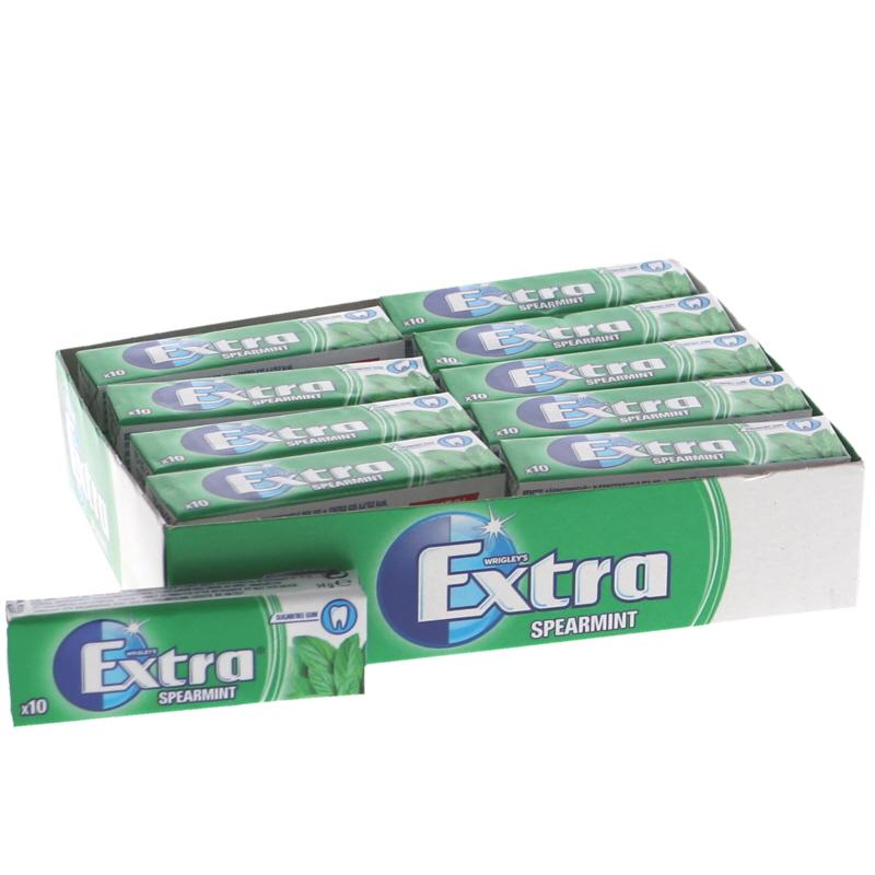 Tuggummi Spearmint 30-pack - 50% rabatt
