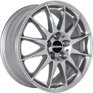 RONAL R54 Hyper Silver 8x19 5/112 ET45 B76