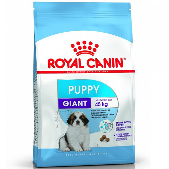 Royal Canin Dog Giant Puppy (15 kg)