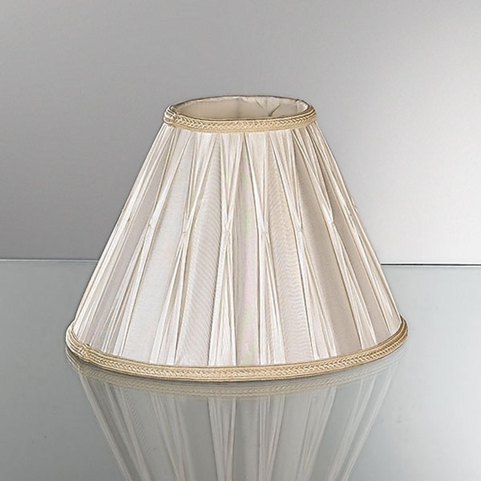Laskostettu pöytävalaisimen varavarjostin, 30,5 cm