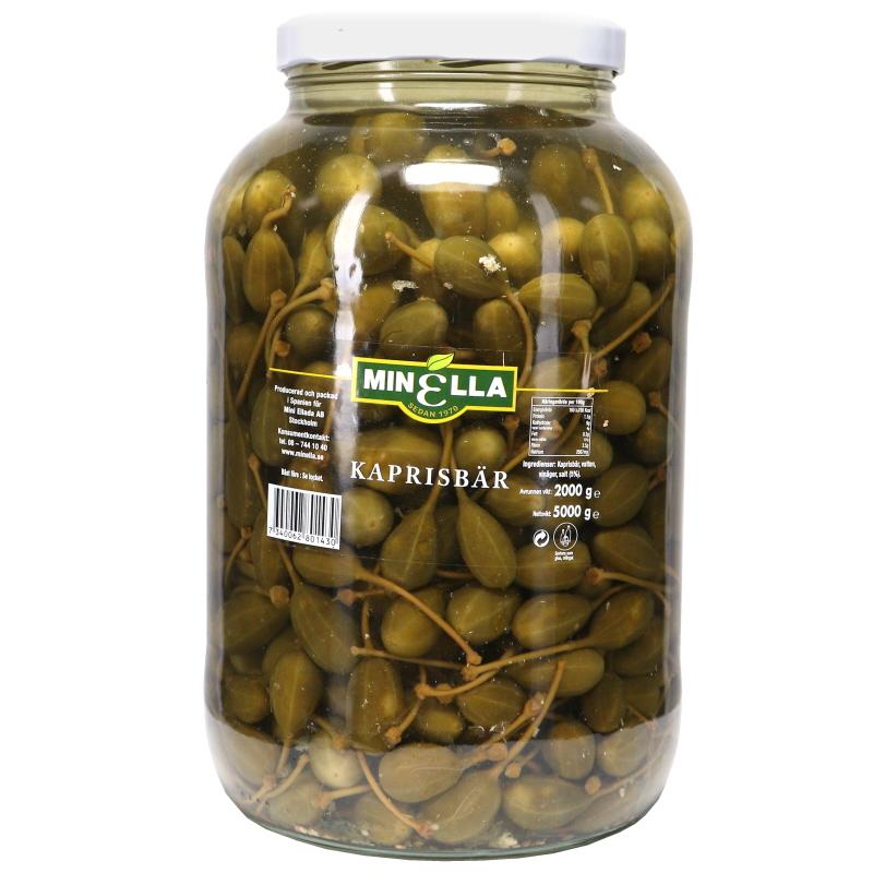Kaprisbär 5 kg - 35% rabatt