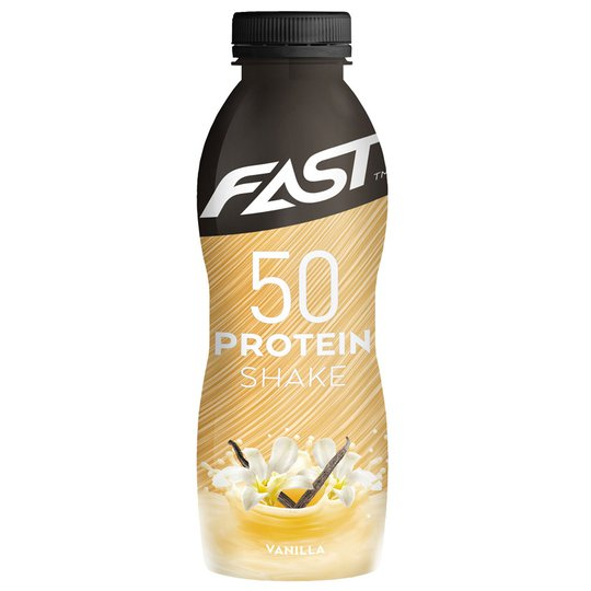 Proteiinijuoma Vanilja - 27% alennus