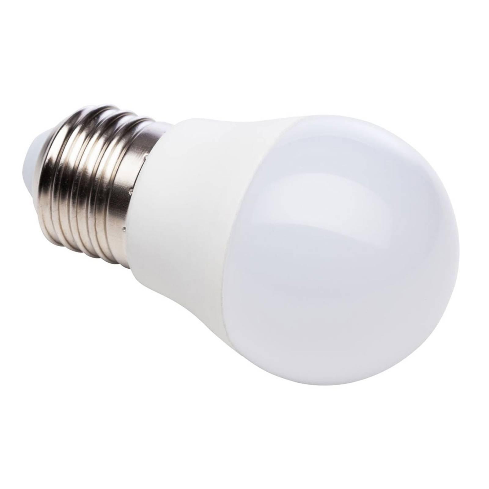 LED-Mini-globe-lamppu E27 5,5 W Ra 90