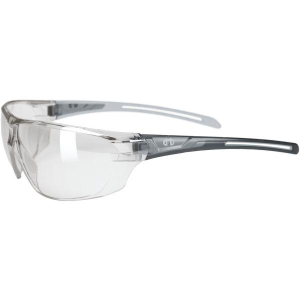 Hellberg Helium Vernebriller reflekterende linse, sølv