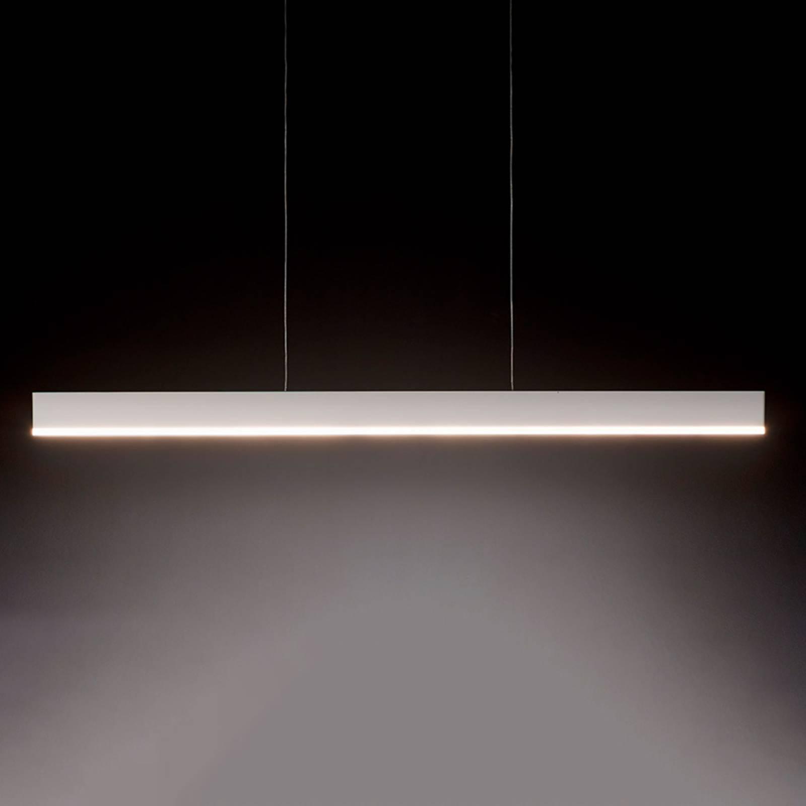 LED-riippuvalaisin Riga, 160 cm