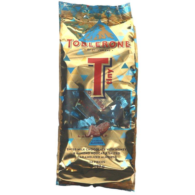 Toblerone Crunchy Almonds - 63% rabatt