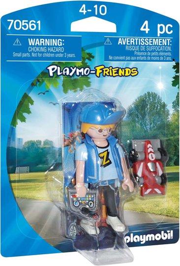 Playmobil 70561 Tenåring Med Radiostyrt Bil