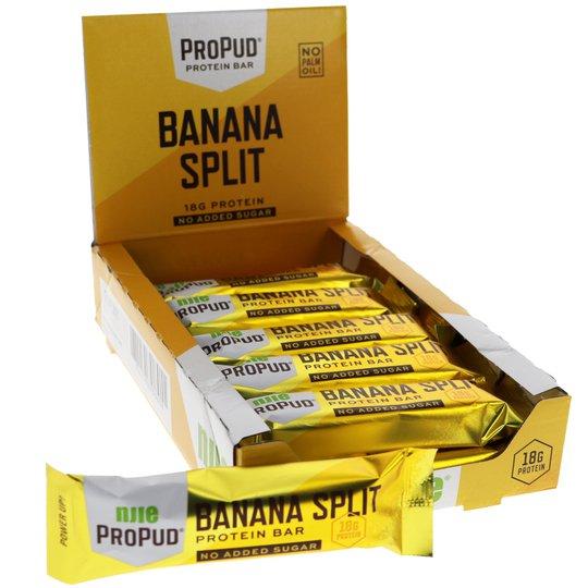 Proteiinipatukat Banana Split - 44% alennus