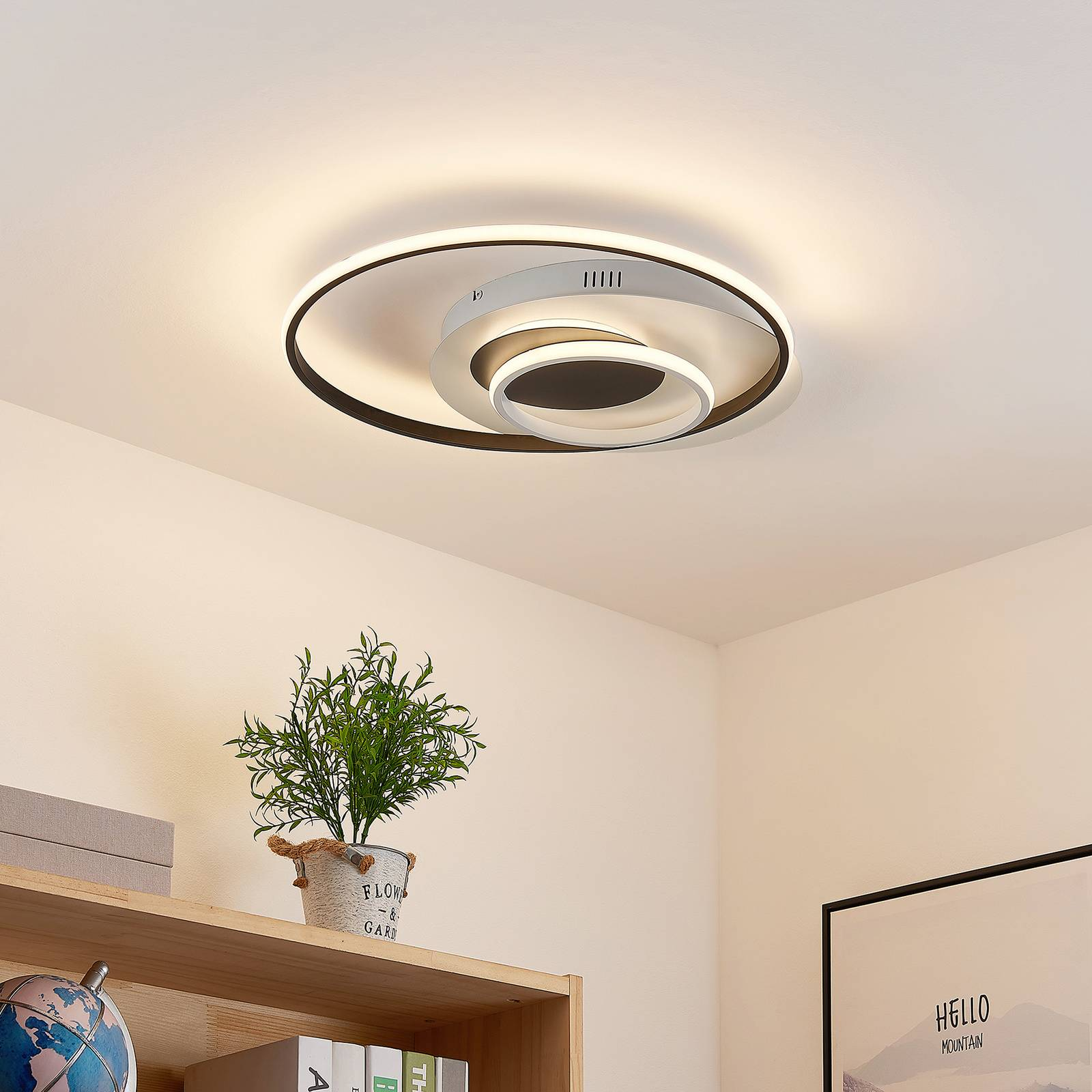 Lindby Limara -LED-kattovalaisin, 28 W