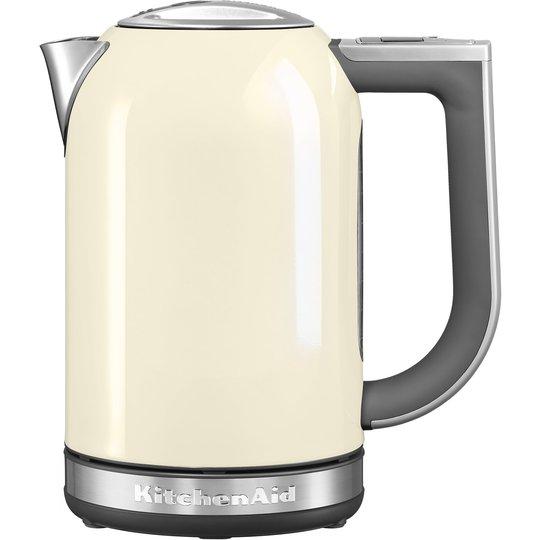 KitchenAid Vattenkokare 1.7L - Creme