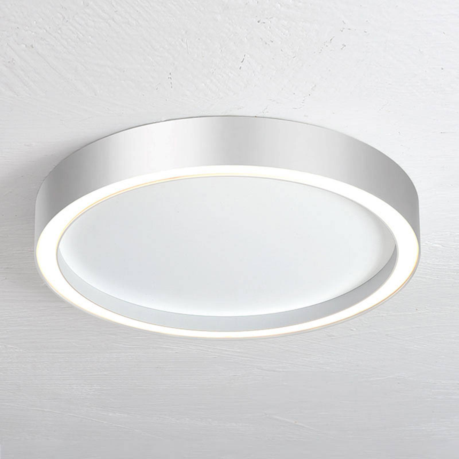 Bopp Aura LED-kattolamppu Ø 40 cm alumiini