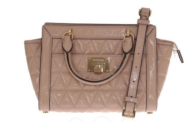 Michael Kors Women's Vivianne Handbag Pink MK27332