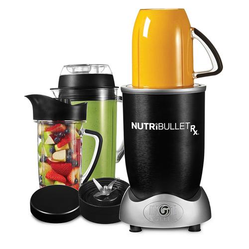 Nutribullet Rx 1700w Blender - Svart