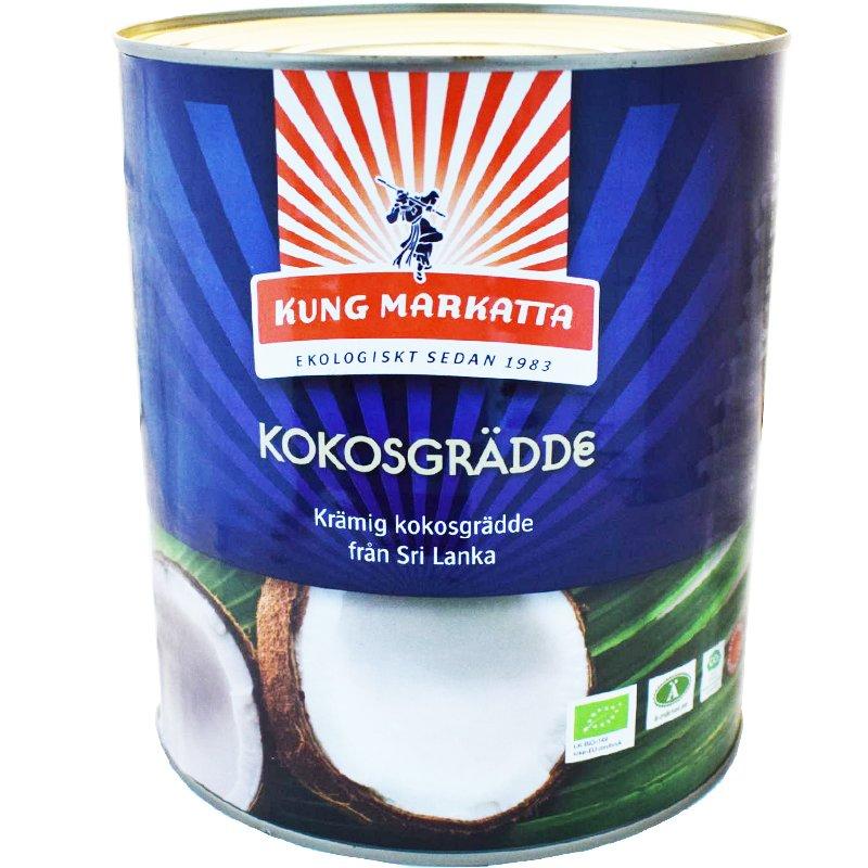Eko Kokosgrädde - 63% rabatt