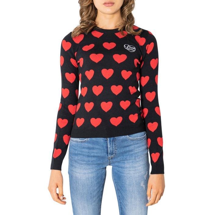 Love Moschino Women's Knitwear Black 320629 - black 38