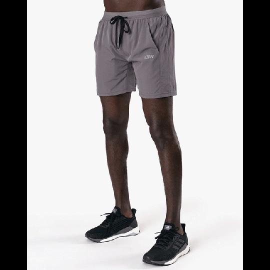 Workout 2-in-1 Shorts, Dark Grey