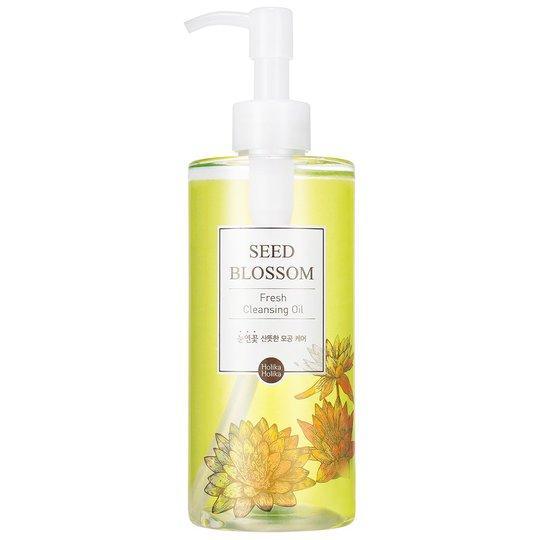 Seed Blossom Fresh Cleansing Oil, Holika Holika Kasvojen puhdistus