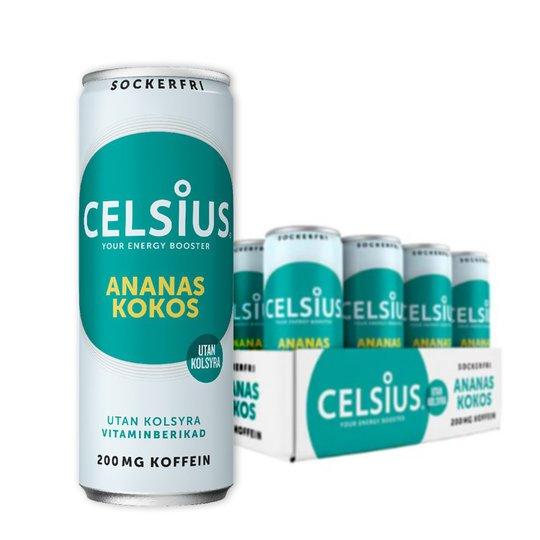 Funktionsdryck Ananas & Kokos 24-pack - 25% rabatt