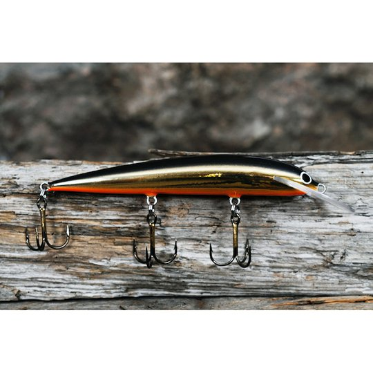 Karikko kromi 11 cm wobbler