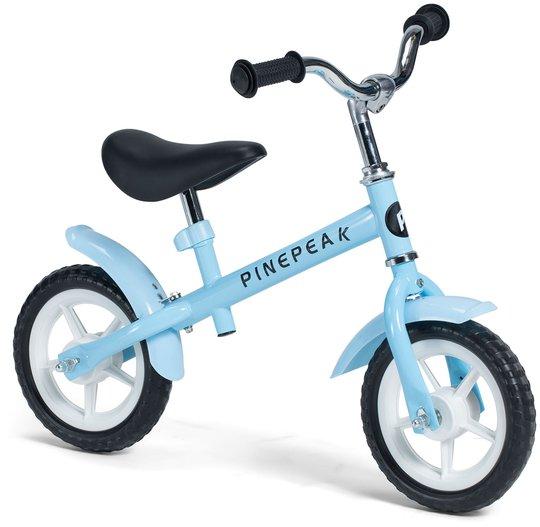 Pinepeak Løpesykkel Komfort Blå 10 Tommer