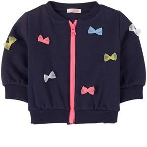 Billieblush Bow Sweatshirt Marinblå 6 mån
