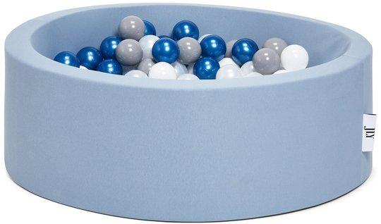 JLY Ballbasseng 30x90, Dusty Blue