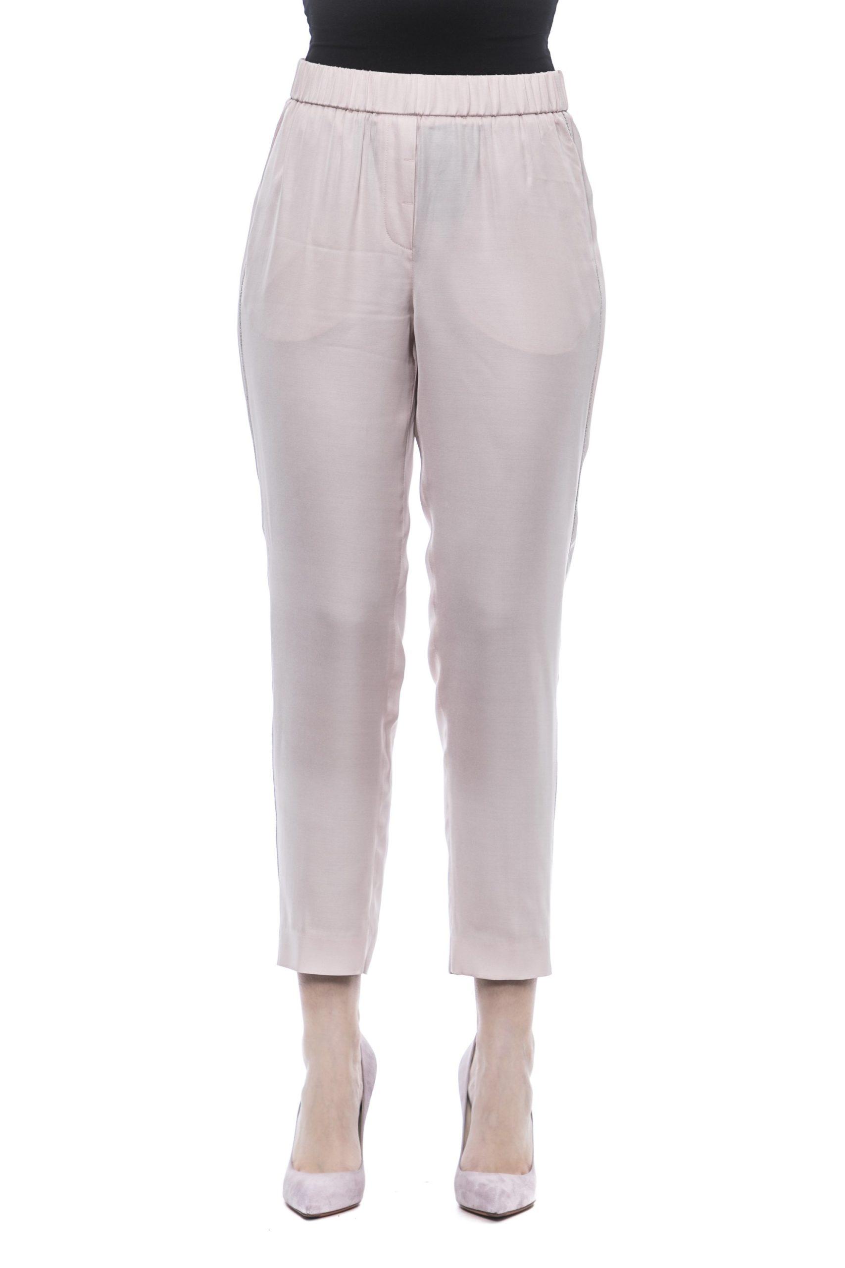 Rosa Pink Jeans & Pant - IT42   S