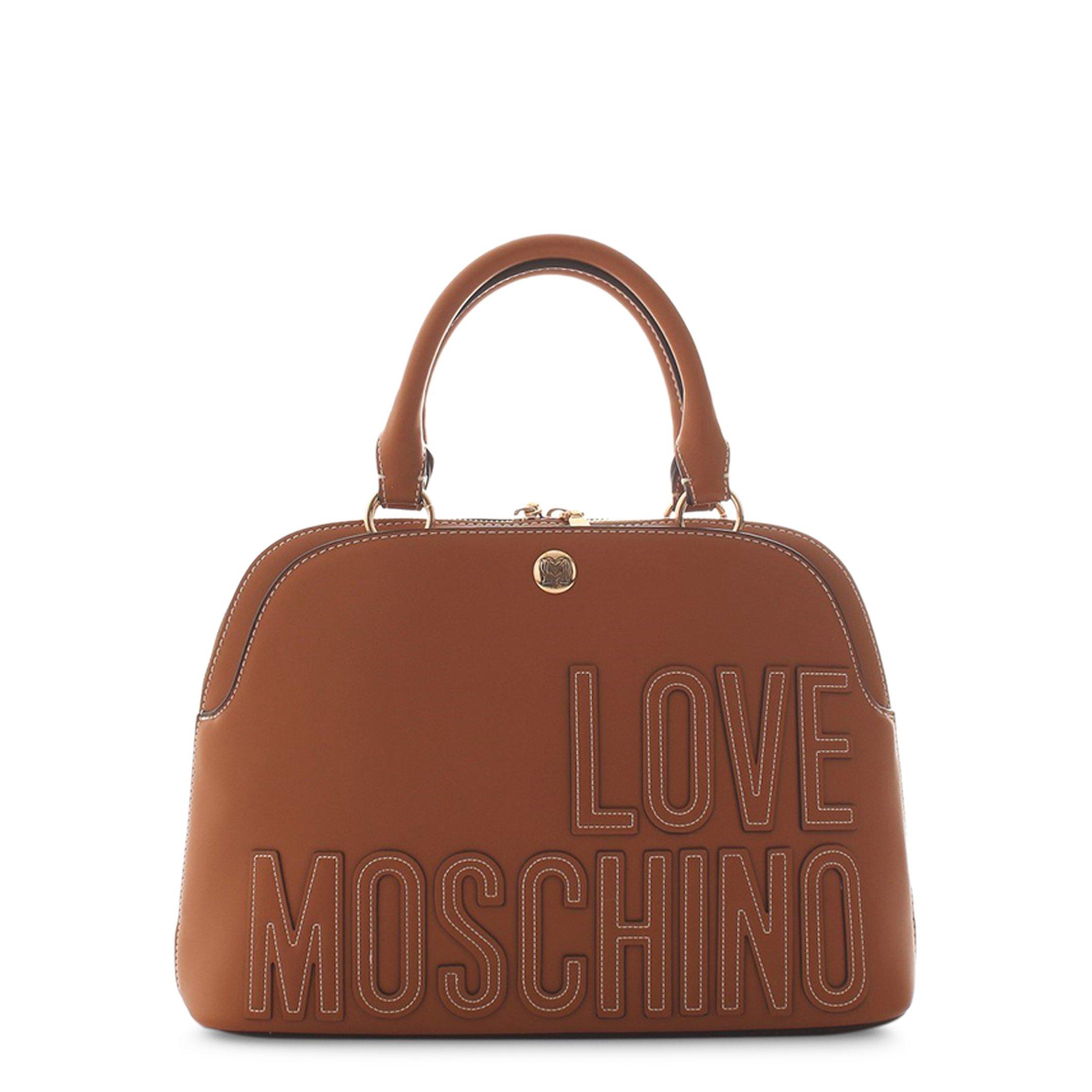 Love Moschino Women's Handbag Various Colours JC4176PP1DLH0 - brown NOSIZE