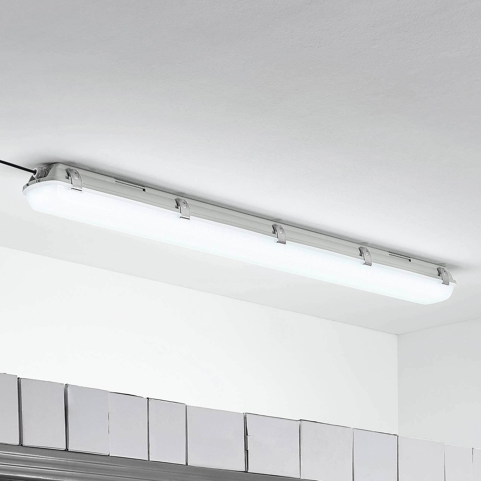 Arcchio Rao, kosteiden tilojen LED-lamppu 121,5 cm