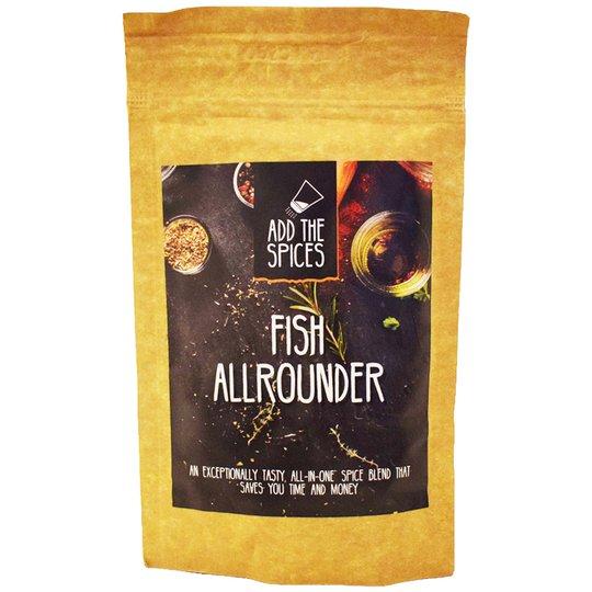 "Mausteseos ""Fish Allrounder"" 80g - 38% alennus"