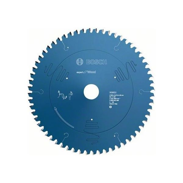 Bosch 2608642496 Expert for Wood Sahanterä 48T