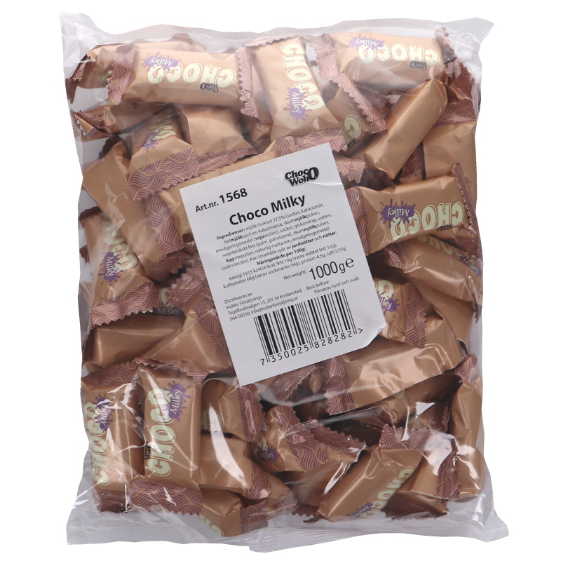 CHO CHOCO MILKY LV 1KG - 29% rabatt