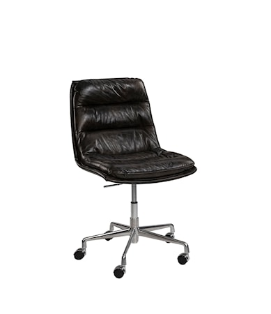 MALIBU adjustable dining chair fudge