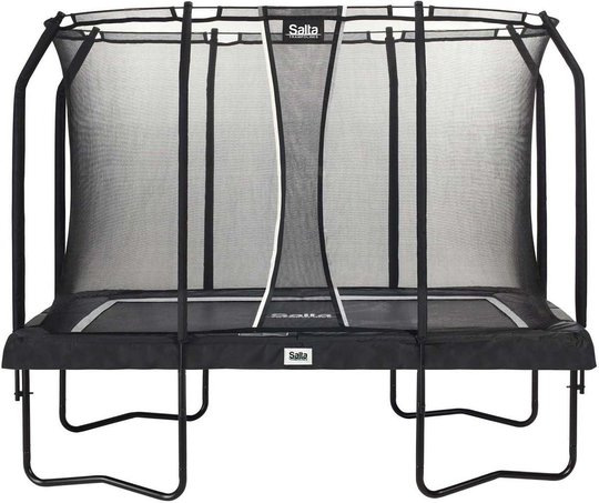 Salta Trampoline Premium Black Edition 305x214, Svart