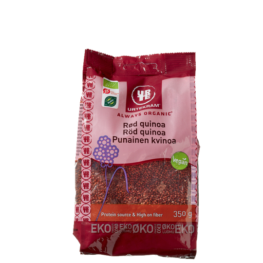 Punainen kvinoa, 350 g