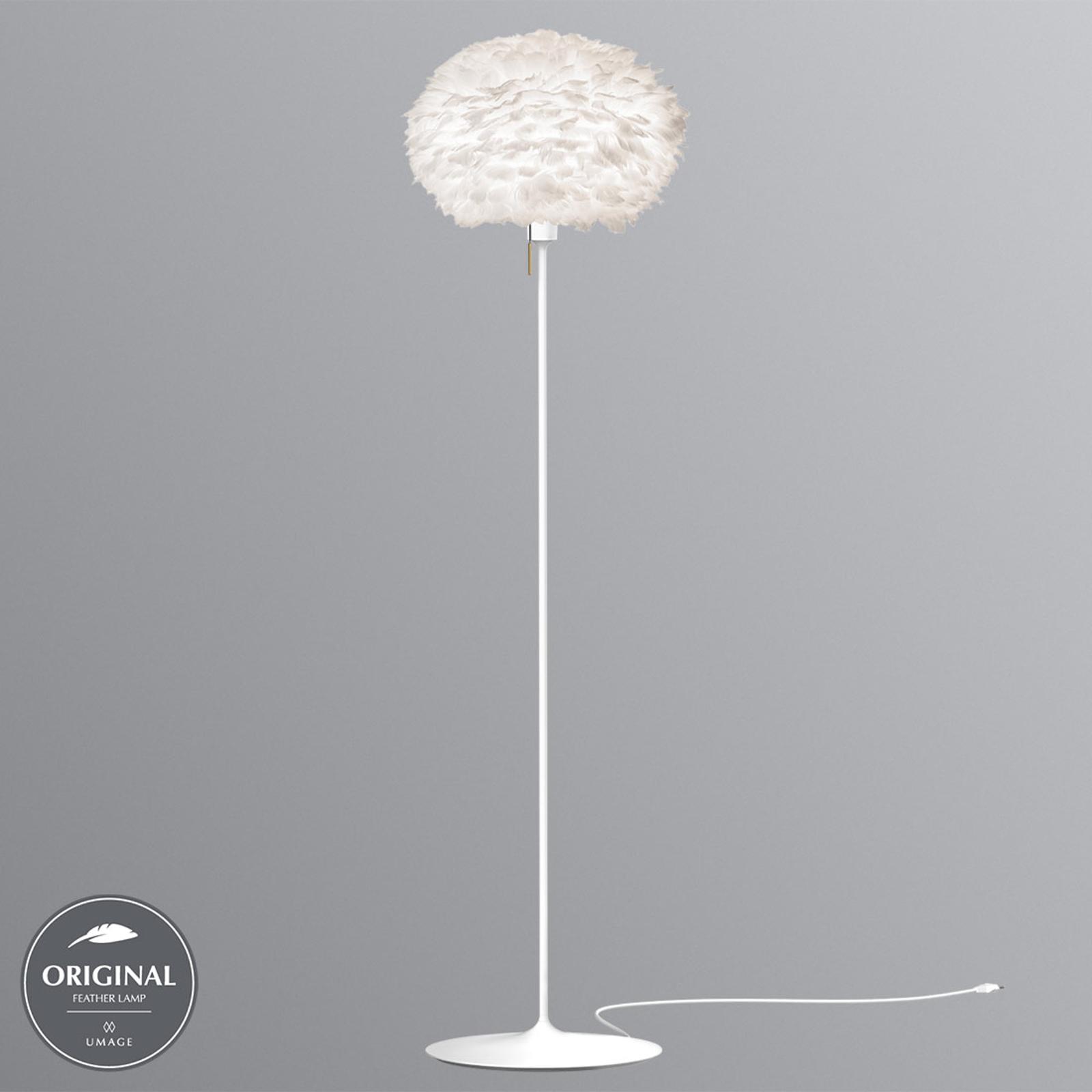 UMAGE Eos medium -lattiavalaisin valkoinen