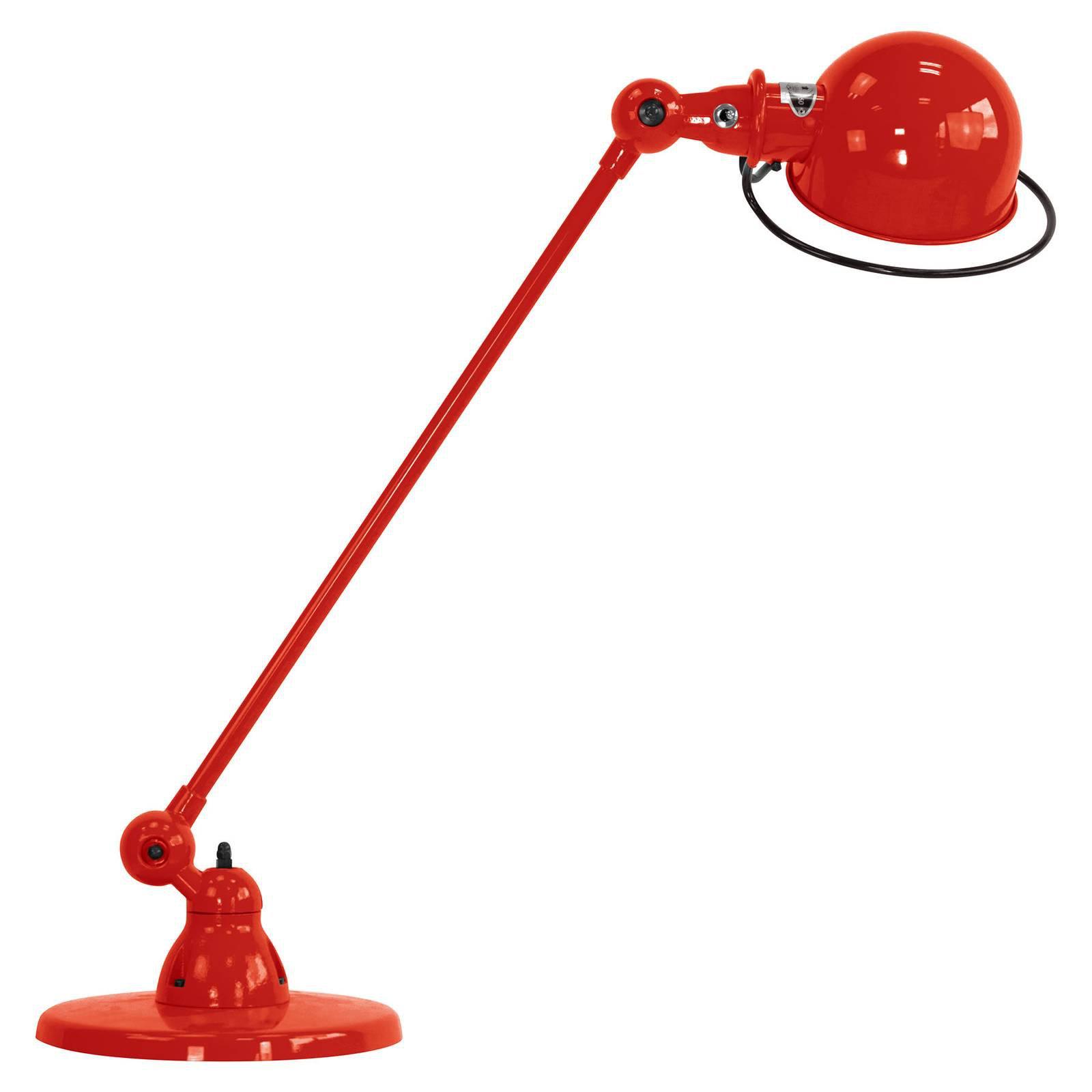 Jieldé Loft D6000 bordlampe, rød