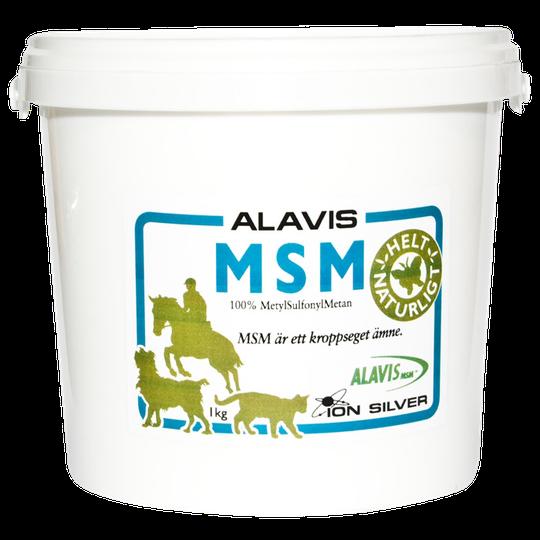Alavis MSM-1000H, 1kg