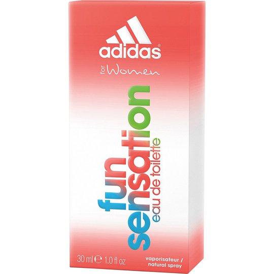Fun Sensation For Her, 30 ml Adidas Hajuvedet