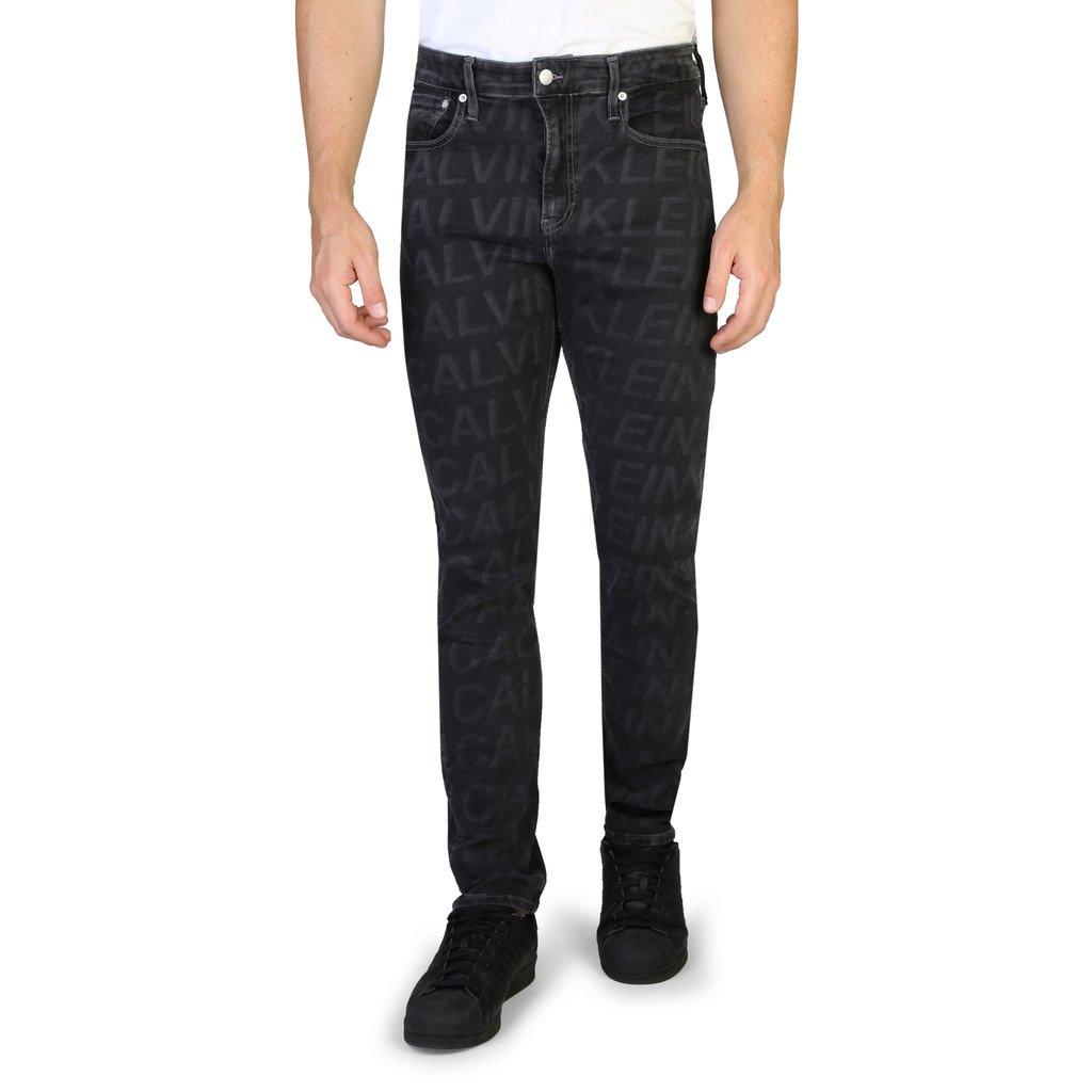 Calvin Klein Men's Jean Black 350164 - black 34