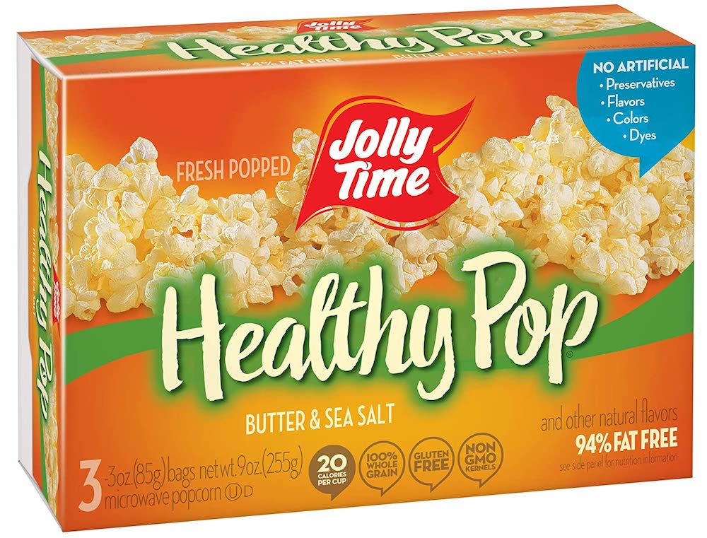 Jolly Time Healthy Pop Butter 3-pack
