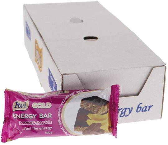 Energibars Banan & Choklad 15-pack - 75% rabatt