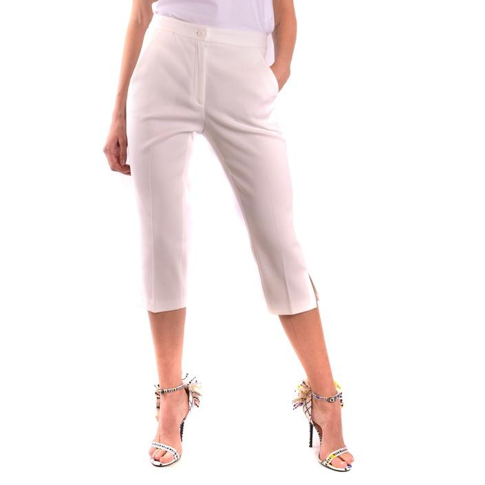 Moschino Women's Trouser White 187338 - white 40