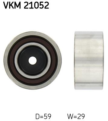 Ohjainrulla, hammashihna SKF VKM 21052