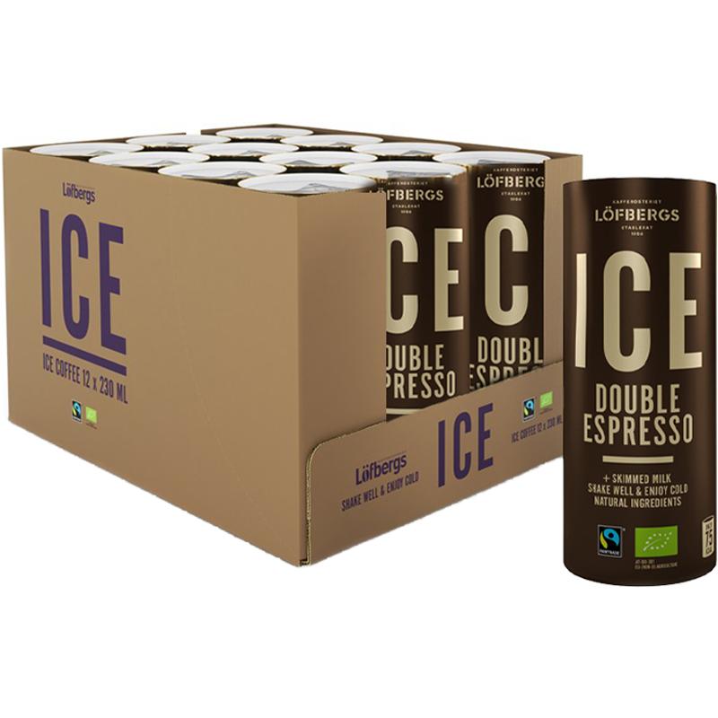 Eko Kaffedryck Double Espresso 12-pack - 32% rabatt