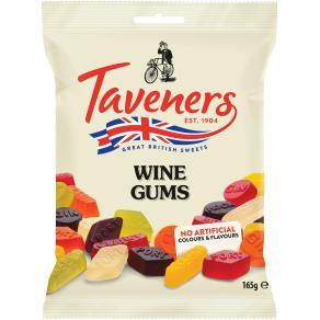 Taveners Vingummi 165 gr