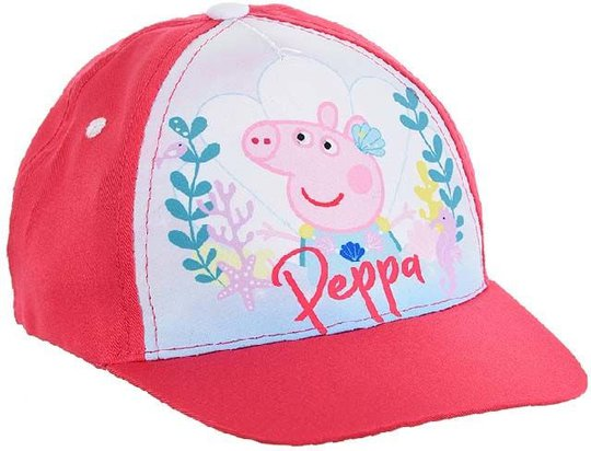 Greta Gris Caps, Dark Pink, 52