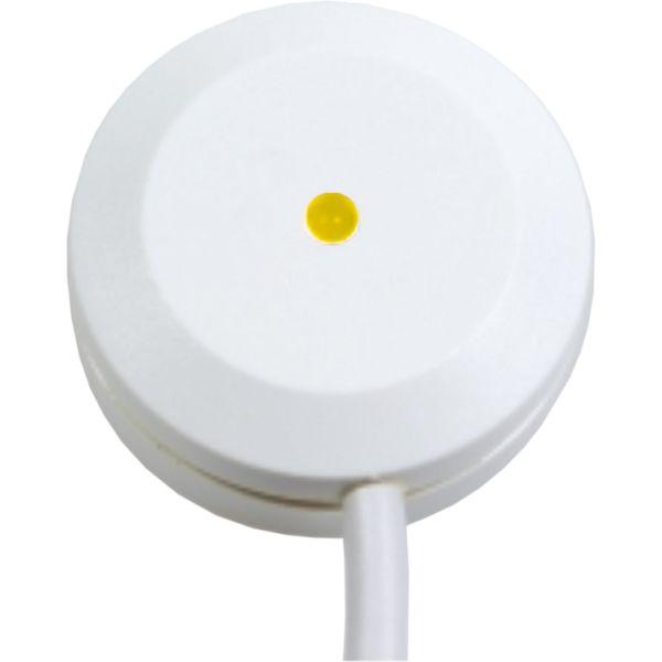 Alarmtech GD 370 Glassknusedetektor for laminert glass 3 m kabel